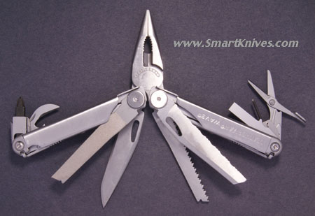 Used Leatherman PST (Personal Survival Tool)