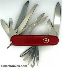 Victorinox Master Craftsman 91mm Swiss Army Knife