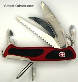 Victorinox Rangergrip 58 Hunter Swiss Army Knife