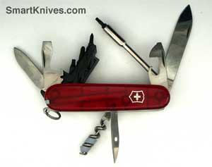 Victorinox 3 Layer 91mm Standard Swiss Army Knives