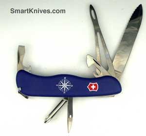 Victorinox Helmsman 111mm Swiss Army Knife