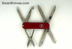 Victorinox Minichamp Original 58mm Swiss Army Knife