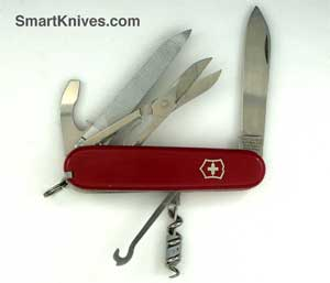 Victorinox 3 Layer 91mm Standard Swiss Army Knives