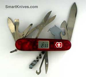 Victorinox Retired 91mm Standard Swiss Army Knives