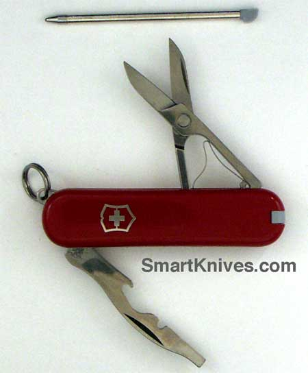 Victorinox Bladeless 58mm Swiss Army Knife
