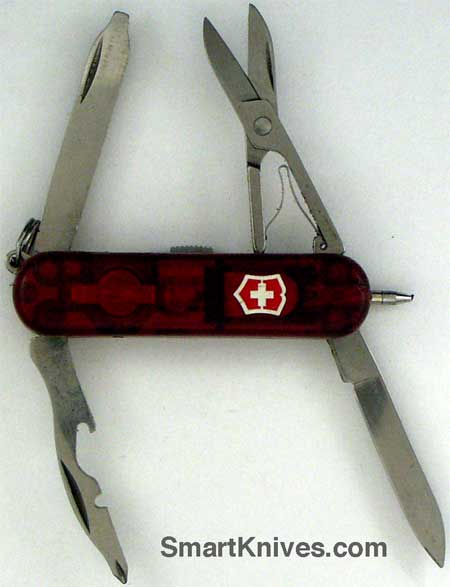 Victorinox Midnight Manager 58mm Swiss Army Knife