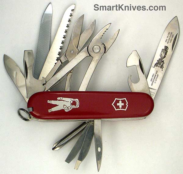 Victorinox Astronaut 91mm Swiss Army Knife