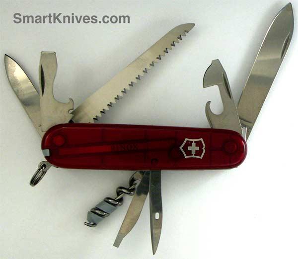 Victorinox Campflame 91mm Swiss Army Knife