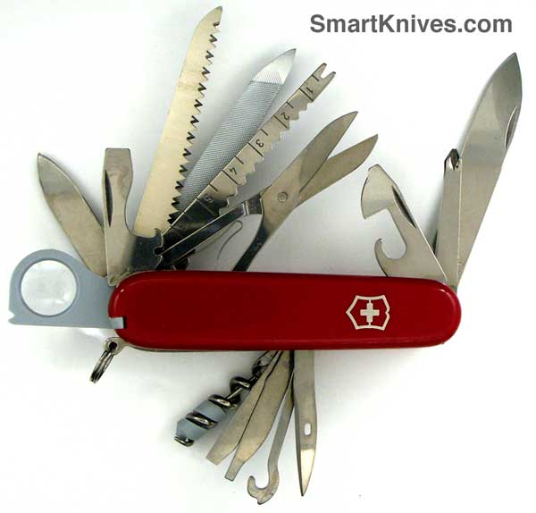 Victorinox Champion Plus 91mm Swiss Army Knife