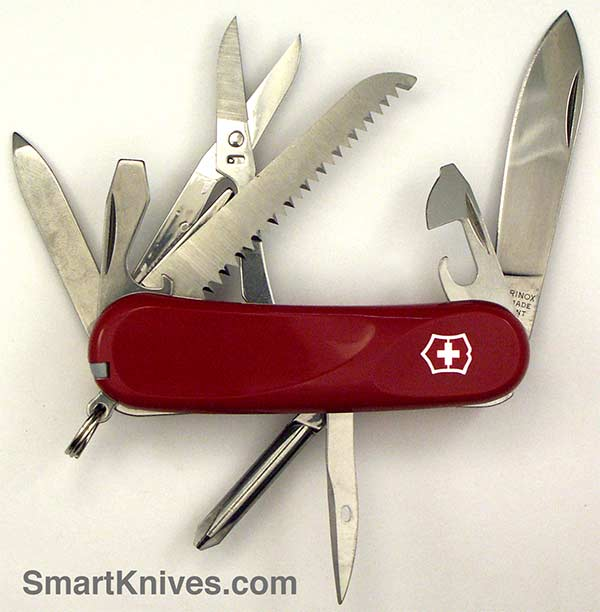 Wenger Evogrip 18 85mm Swiss Army Pocket Knife