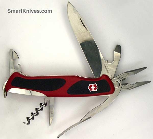 Victorinox Rangergrip 74 Locking Blade Swiss Army Knife