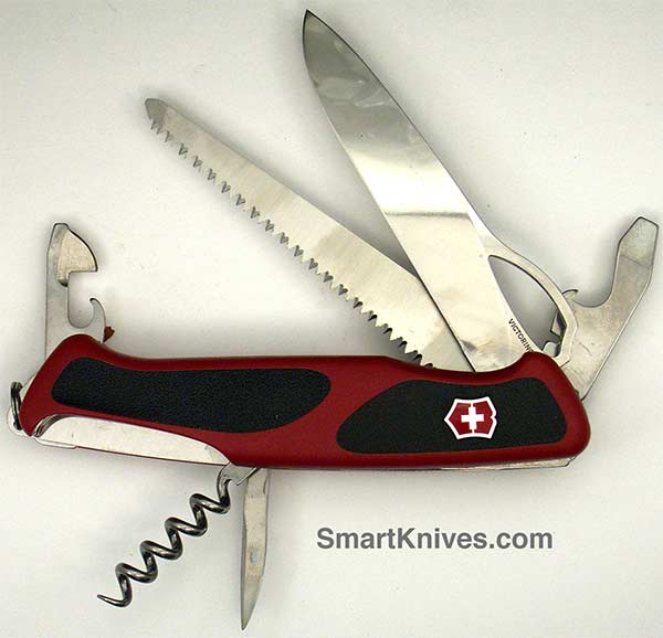 Victorinox Rangergrip 79 Locking Blade Swiss Army Knife