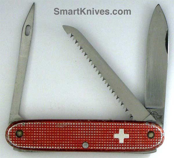 Victorinox Sailor 93mm Aluminum Alox Swiss Army Knife