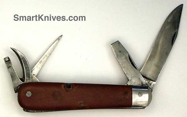 Victorinox Soldier 100mm Fiber Swiss Army Knife