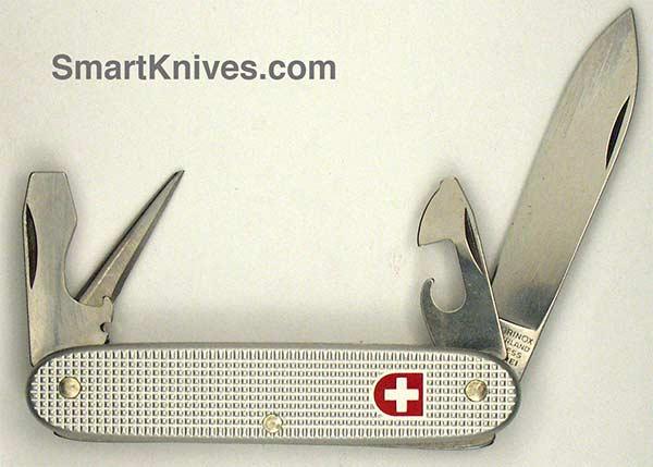 Victorinox Soldier 111mm Swiss Army Knife