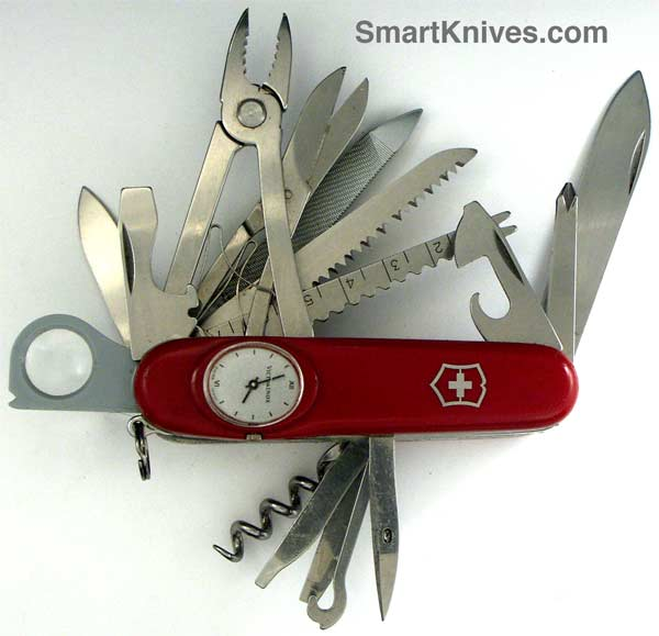 Victorinox Supertimer 91mm Swiss Army Knife