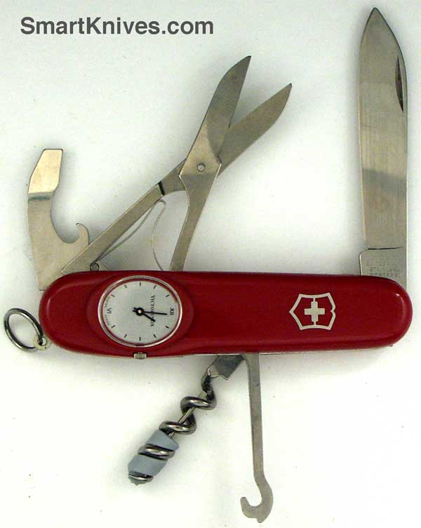 Victorinox Timekeeper 91mm Swiss Army Knife