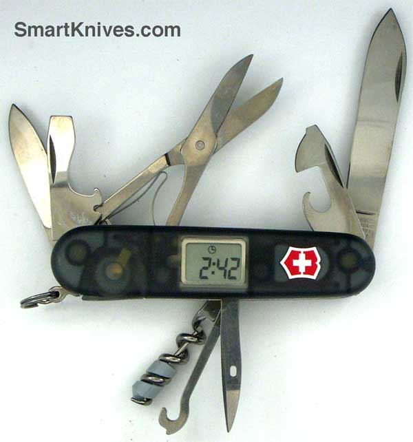 Victorinox Voyager 91mm Swiss Army Knife
