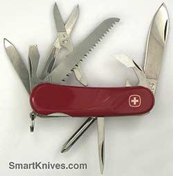 Wenger Evo 18 85mm Swiss Army Pocket Knife