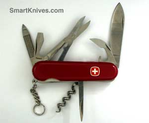 All Wenger 85mm Pocket Sized Swiss Army Knives