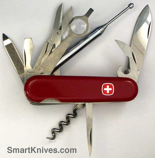 Wenger Manager 85mm Swiss Army Pocket Knife