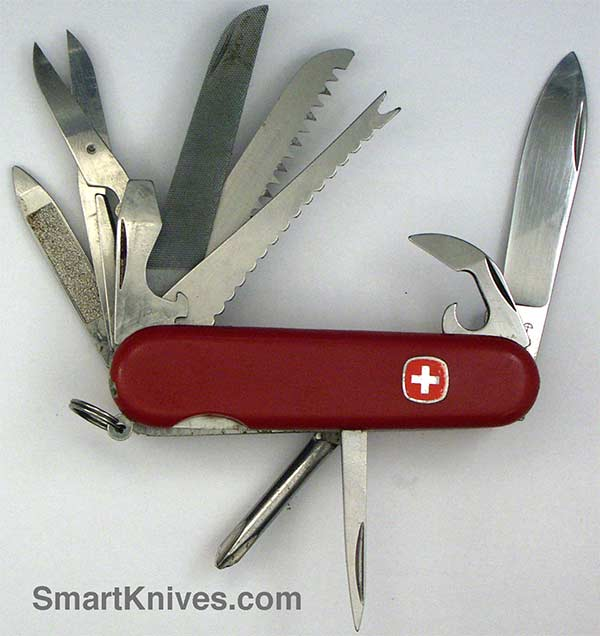 Wenger Monarch Original 85mm Swiss Army Pocket Knife