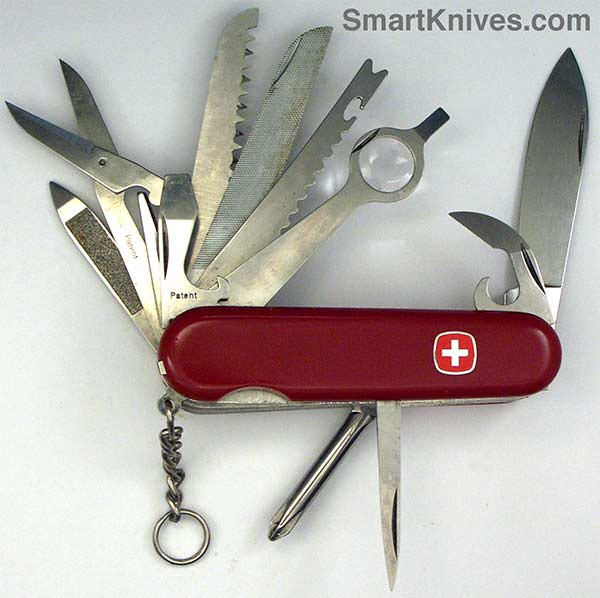 Wenger Monarch 85mm Swiss Army Pocket Knife