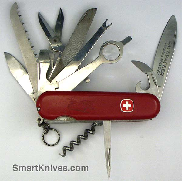 Wenger Rockies 85mm Swiss Army Pocket Knife