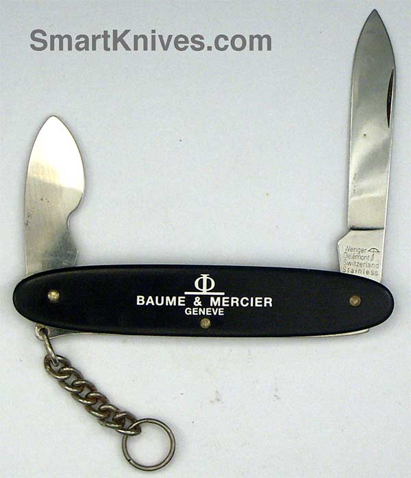 Wenger Watchmaker 85mm Swiss Army Pocket Knife